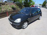 2004 RENAULT CLIO 1.1 DYNAMIQUE 16V 3d 75 BHP £995.00