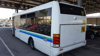 USED 2001 Y OPTARE SOLO 4.3 M850 SLIMLINE AUTO 148 BHP 28 SEATER SERVICE BUS DIRECT COUNCIL+WHEELCHAIR RAMP
