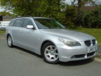 2005 BMW 5 SERIES 2.5 525D SE TOURING 5d 175 BHP £4395.00