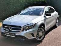USED 2017 MERCEDES-BENZ GLA CLASS 2.1 GLA220 CDI Sport 4-MATIC 5dr LOW MILES+LIKE NEW+SATNAV+MORE