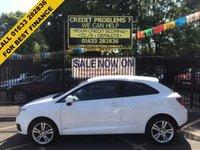 2011 SEAT IBIZA 1.4 SE COPA 3d 85 BHP £3699.00