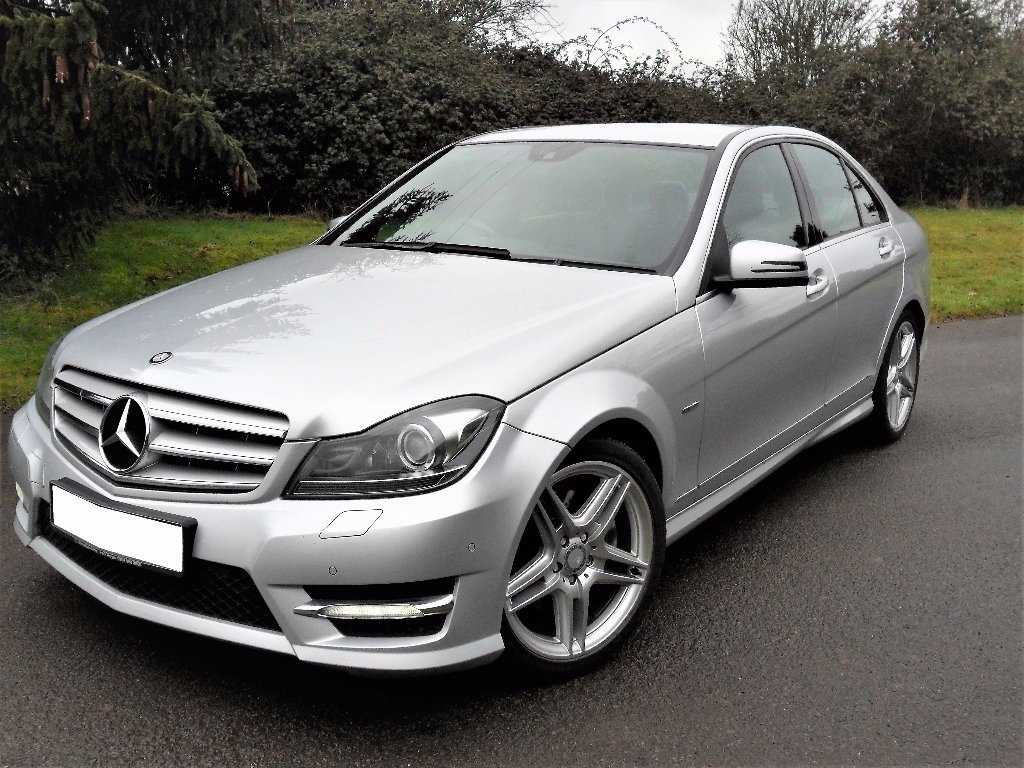 mercedes benz c class c350 cdi blueefficiency sport. Black Bedroom Furniture Sets. Home Design Ideas