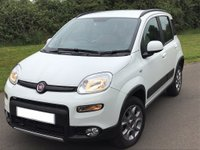 USED 2015 64 FIAT PANDA 1.3 Multijet 4x4 5dr GREAT EXAMPLE+LOW MILES+RARE