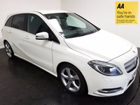 USED 2012 62 MERCEDES-BENZ B CLASS 1.8 B180 CDI BLUEEFFICIENCY SPORT 5d 109 BHP HISTORY-BLUETOOTH-LEATHER-A/C