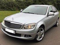 USED 2007 T MERCEDES-BENZ C CLASS 1.8 C200 Kompressor Elegance 4dr GREAT CAR+JUST SERVICED+MORE