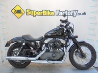 USED 2009 09 HARLEY-DAVIDSON SPORTSTER XL 1200 NIGHTSTER  GOOD & BAD CREDIT ACCEPTED, OVER 500+ BIKES