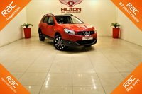 USED 2014 14 NISSAN QASHQAI+2 1.5 DCI 360 PLUS 2 5d 110 BHP + 1 PREV OWNER + FULL SERVICE HISTORY + RAC APPROVED DEALER
