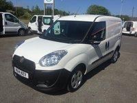 2014 FIAT DOBLO 1.2 16V MULTIJET 90 BHP £4995.00