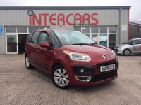 USED 2009 09 CITROEN C3 PICASSO 1.4 PICASSO VTR PLUS 5d 95 BHP FULL MAINDEALER SERVICE HISTORY