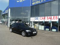 USED 2009 09 BMW 3 SERIES 2.0 318D M SPORT 4d 141 BHP £0 DEPOSIT, LOW RATE FINANCE ANYONE, DRIVE AWAY TODAY!!