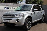 2012 LAND ROVER FREELANDER 2.2 SD4 XS 190 5d AUTO £16560.00