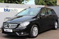 2014 MERCEDES-BENZ B 200 1.8 CDI BLUE EFFICIENCY SE 5d AUTO 136 BHP £13485.00