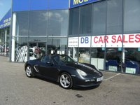 USED 2006 06 PORSCHE BOXSTER 2.7 24V 2d 240 BHP £0 DEPOSIT, LOW RATE FINANCE ANYONE, DRIVE AWAY TODAY!!