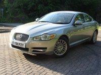 2011 JAGUAR XF 3.0 D EXECUTIVE EDITION 4d AUTO 208 BHP £10850.00