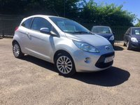 2013 FORD KA 1.2 ZETEC 3d   LOW TAX AND INSURANCE  £4500.00