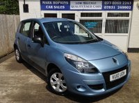 USED 2010 10 RENAULT SCENIC 1.6 EXTREME VVT 5d 109 BHP 26K FSH  JUST ONE LADY OWNER  EXCELLENT CONDITION THROUGHOUT