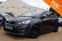 USED 2010 60 FORD FOCUS 2.5 ST-3 3d 223 BHP Sony Stereo, Parking sensors & more
