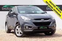USED 2011 61 HYUNDAI IX35 2.0 STYLE CRDI 5d 134 BHP **£0 DEPOSIT FINANCE AVAILABLE**SECURE WITH A £99 FULLY REFUNDABLE DEPOSIT**HEATED FRONT + REAR SEATS, PRIVACY GLASS, MEDIA PORT, AUX PORT, AIR CON, FULL SERVICE HISTORY AND 12 MONTHS MOT