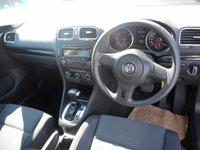 USED 2009 09 VOLKSWAGEN GOLF 2.0 SE TDI DSG 5d AUTO 138 BHP