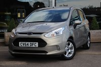 USED 2014 64 FORD B-MAX 1.6 Zetec Powershift 5dr NORTREE APPROVED VEHICLE