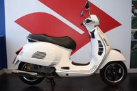 USED 2008 58 PIAGGIO VESPA GTS  300 IE SUPER/VIA MONTENAPOLEONE***SOLD***