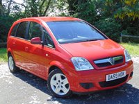 USED 2009 59 VAUXHALL MERIVA 1.4 ACTIVE 5d  **AIR CONDITIONING**