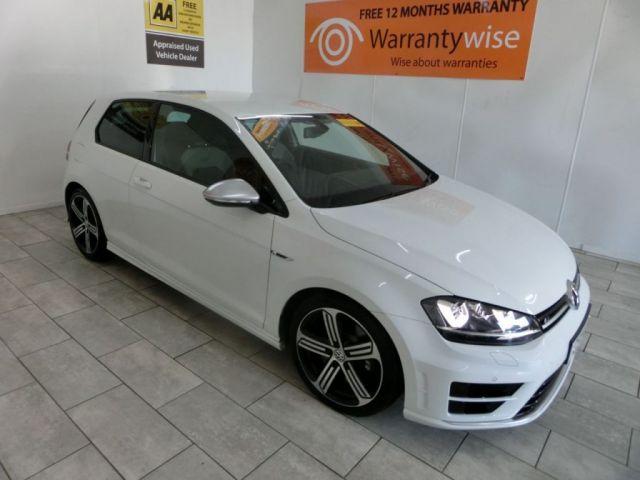 2015 Volkswagen Golf R Dsg £19,000