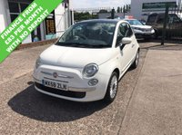 USED 2008 58 FIAT 500 1.2 LOUNGE 3d 69 BHP 7 SERVICES-LOW INSURANCE-£30 Per Year Road Tax-12 Months Mot