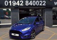 2015 FORD FIESTA 1.6 ST-2 3d 180 BHP £11995.00