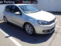2009 VOLKSWAGEN GOLF 2.0 GT TDI 5d 138 BHP £6475.00