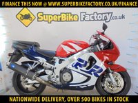 USED 2000 HONDA CBR900RR FIREBLADE  GOOD & BAD CREDIT ACCEPTED, OVER 500+ BIKES