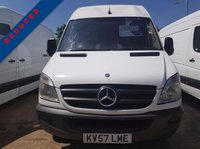 USED 2007 57 MERCEDES-BENZ SPRINTER 2.1 311 CDI MWB 1d 109 BHP