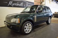 USED 2008 08 LAND ROVER RANGE ROVER 3.6 TDV8 VOGUE SE 5d AUTO 272 BHP