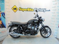 USED 2014 64 TRIUMPH BONNEVILLE 865  GOOD & BAD CREDIT ACCEPTED, OVER 300+ BIKES