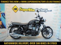 USED 2014 64 TRIUMPH BONNEVILLE 865  GOOD & BAD CREDIT ACCEPTED, OVER 500+ BIKES