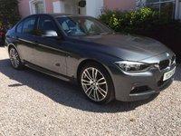 2014 BMW 3 SERIES 2.0 320D XDRIVE M SPORT 4d AUTO 181 BHP £16495.00