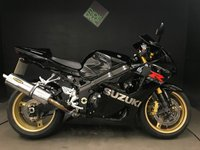 2004 SUZUKI GSX-R 1000. ZK4. LTD EDN. 25K. MANY EXTRAS FSH. GORGEOUS £3750.00