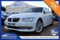 USED 2012 12 BMW 3 SERIES 3.0 335I SE 2d 302 BHP