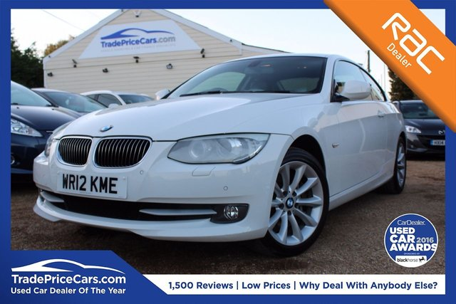 View our 2012 12 BMW 3 SERIES 3.0 335I SE 2d 302 BHP
