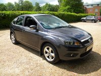 USED 2008 58 FORD FOCUS 1.6 ZETEC 5d 100 BHP Nice Family Sized Car, Big Boot Space