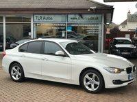 USED 2013 63 BMW 3 SERIES 2.0 318D SE 4d 141 BHP Free MOT for Life