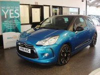 USED 2011 61 CITROEN DS3 1.6 E-HDI DSTYLE PLUS 3d 90 BHP Full history, just serviced & Mot'ed (May 2017). £0 (ZERO) road tax