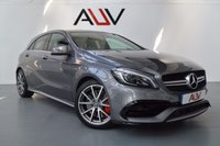USED 2016 66 MERCEDES-BENZ A CLASS 2.0 A45 AMG 4MATIC 5d AUTO 360 BHP