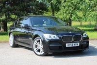 USED 2013 13 BMW 7 SERIES 3.0 730D M SPORT 4d AUTO 255 BHP