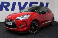 USED 2011 61 CITROEN DS3 1.6 E-HDI DSTYLE PLUS 3d 90 BHP HATCHBACK