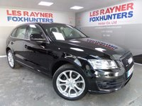 USED 2009 09 AUDI Q5 2.0 TDI QUATTRO SE DPF 5d 168 BHP Full Service History , New alloy wheels and tyres