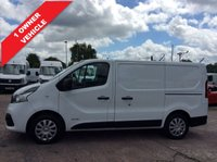 2015 RENAULT TRAFIC SWB 1.6 SL27 BUSINESS PLUS DCI S/R 115 BHP 1 OWNER FSH £10000.00