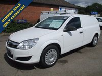 USED 2012 VAUXHALL ASTRA CLUB 1.7 CDTI 6 SPEED 108 BHP WITH HISTORY