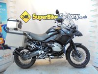 USED 2012 12 BMW R1200GS ADVENTURE TU GOOD & BAD CREDIT ACCEPTED, OVER 500+ BIKES