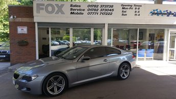 View our BMW M6